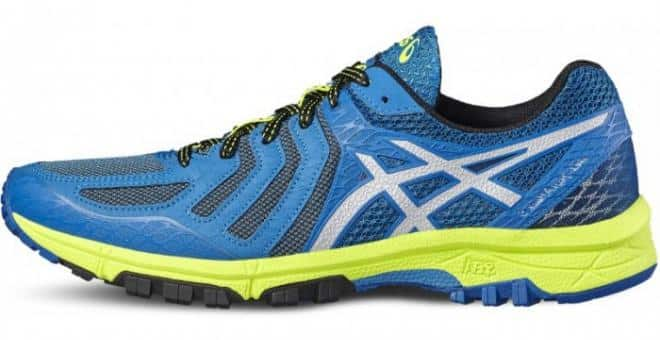 Review: Asics Fuji Attack 5