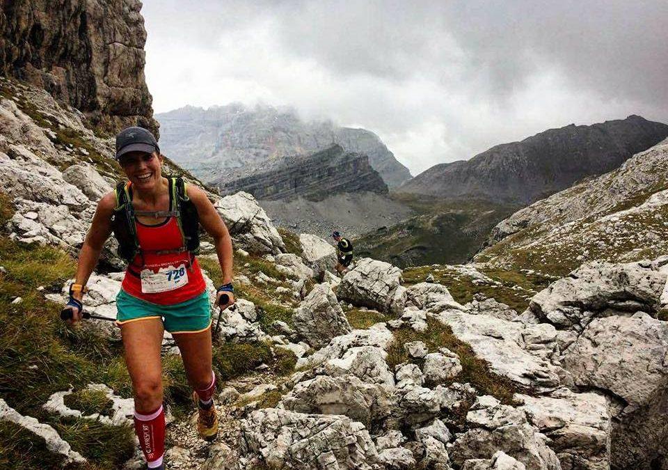 Dolomiti di Brenta: mijn eerste trail in de bergen