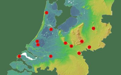 Hoogtemeters maken in Nederland