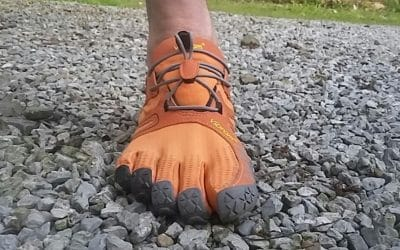 Review: V Trail (Vibram Five Fingers)