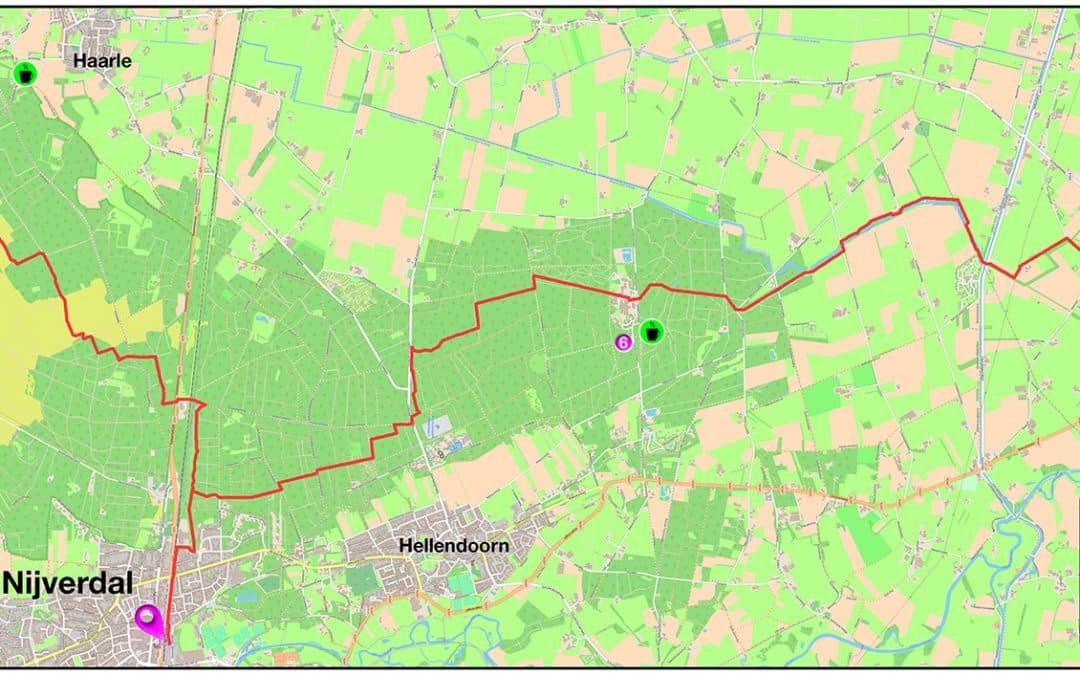 Nieuw: Holten – Ommen Trail