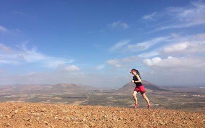 Verslag Trailcamp Lanzarote
