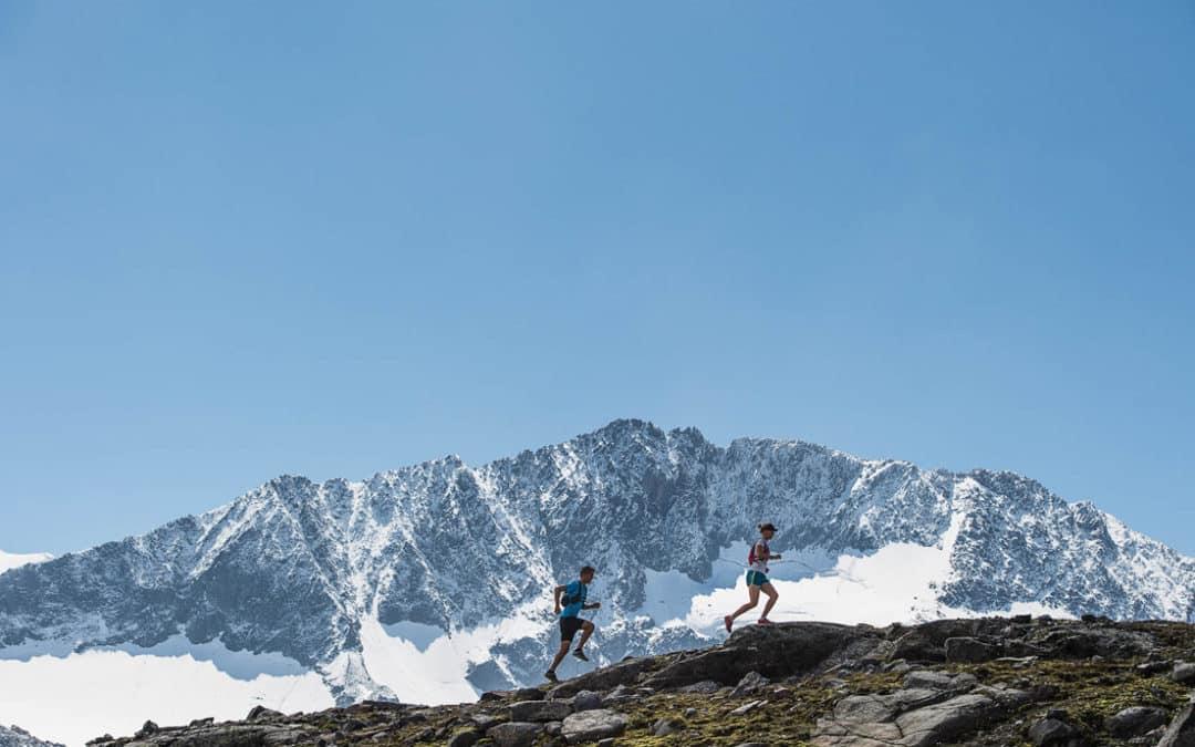 Verplichte materialen voor een bergrace