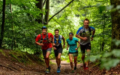 MudSweatTrails en Natuurmonumenten lanceren nieuwe Natuur Trail Serie