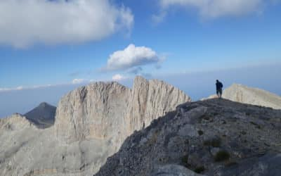 55 Peaks Project Olympus