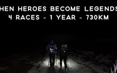 Watch ´When heroes become legends´ online
