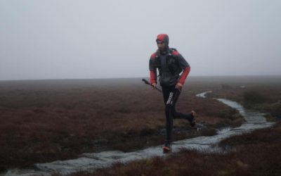 Nederlander Huitzing aast op hardlooprecord Pieterpad (495 km)