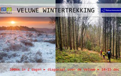 Vooraankondiging: Veluwe Wintertrekking – 14 en 15 december