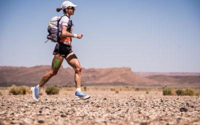 Winnend verhaal Marathon des Sables: 22 juni Ragna Debats