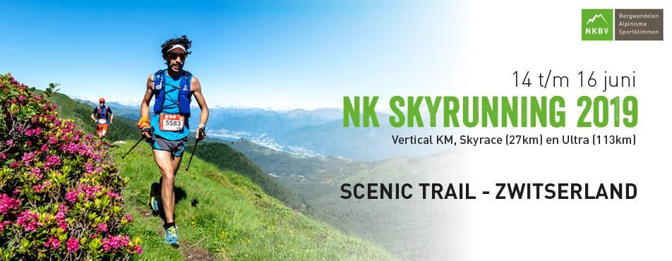 Verslag NK Skyrunning 2019 – Scenic Trail