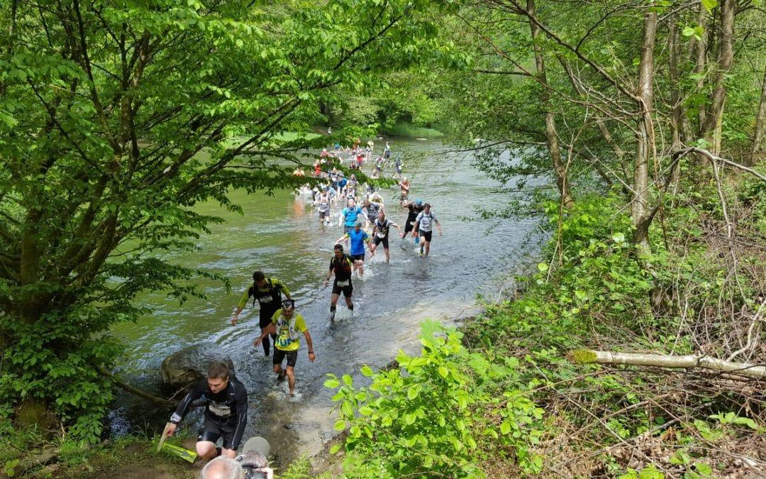 Ciko'66 start trailrunning afdeling