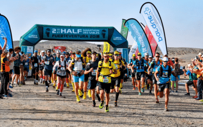 Halve Marathon des Sables op Fuerteventura zondag van start