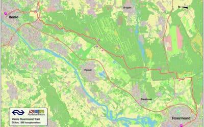 Nieuw: de NS Venlo – Roermond Trail