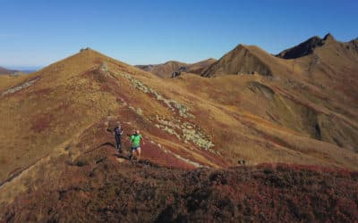Trainingsweek naar de Auvergne: garant vertrek!
