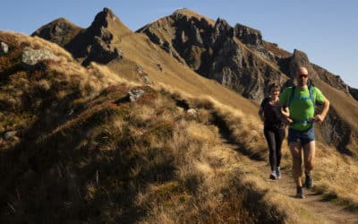 Trailweek over de vulkanen van de Auvergne