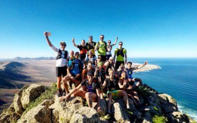 Verslag Trailcamp Lanzarote 2020
