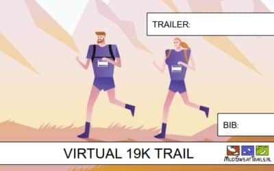 Doe mee aan de Virtual 19K Trail challenge
