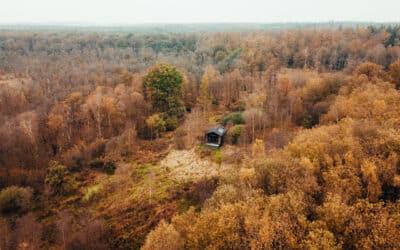 Nieuw! Drenthe trekking in samenwerking met Cabiner