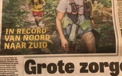 FKT Pieterpad – Gerben Oevermans
