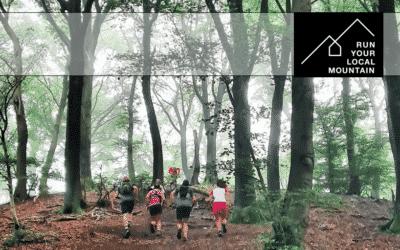 Doe mee met de Run Your Local Mountain challenge