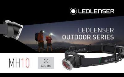 Review: hoofdlamp Ledlenser MH10