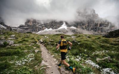 In september Trailen in de Brenta Dolomieten