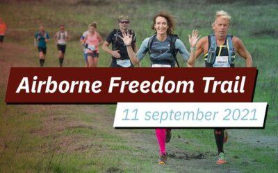Ondersteunen Airborne Freedom Trail 11 sept a.s.